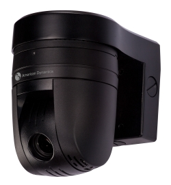 PTZ pan tilt zoom security camera