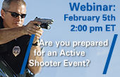 Active Shooter: Prevention, Response and Recovery
