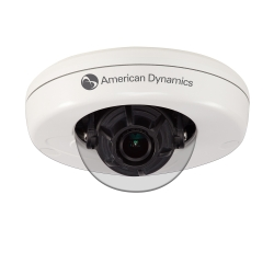 compact IP security camera