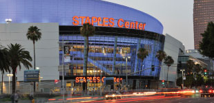 TycoIS Protects Staples Center / L.A. Live