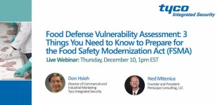 Webinar: 3 Things You Need to Know to Prepare for FSMA