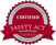 Tyco Integrated Security Security Safety Act Certification
