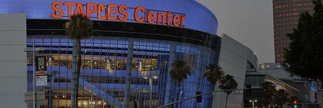 How STAPLES Center Arena Protects Millions