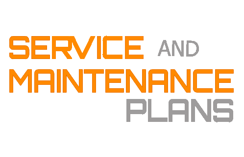 Service and Maintenance Plans