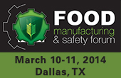Food Manufacturing Safety Summit