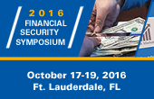 Financial Security Symposium 2016