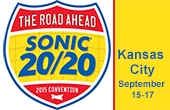 Sonic National Convention 2015