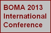 BOMA International Conference 2013