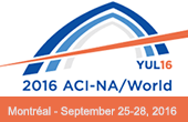 ACI 2016 Conference