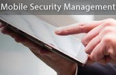 Mobile Security Management: Remote Arm/Disarm
