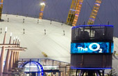Security Solutions for London's O2 Arena