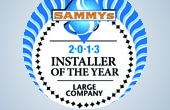 Tyco Integrated Security Receives Installer of the Year Award