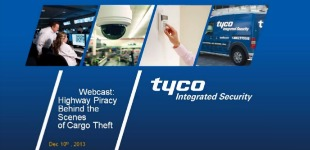 Webinar: Highway Piracy - Behind the Scenes of Cargo Theft