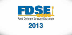 Food Defense Strategy Exchange 2013 Highlights
