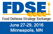 Food Defense Strategy Exchange 2016