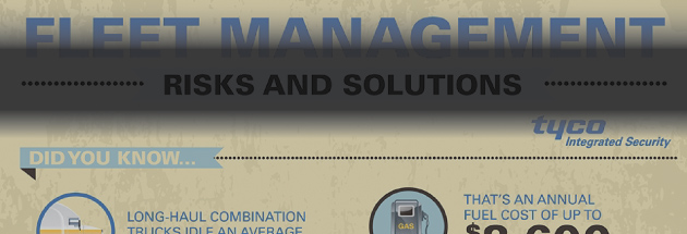 Fleet Management Infographic